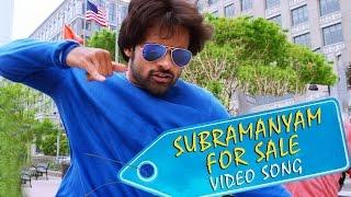 Subramanyam For Sale Video Songs - Title Song Video - Sai Dharam Tej, Regina Cassandra