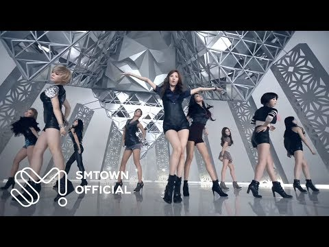 Girls Generation 소녀시대 THE BOYS Music Video KOR ver.