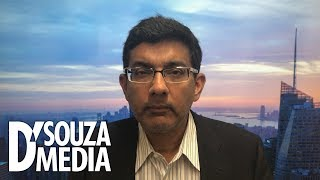 A message from Dinesh D'Souza regarding attack on Facebook Page
