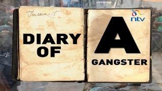 Diary of Gangster: Chilling tales of a gang with a thirst for blood