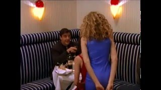 Sex And The City - Carrie Catches Mr Big On A Date.