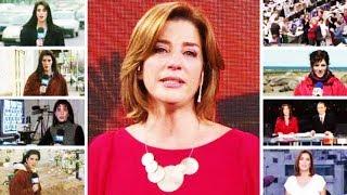 """La emotiva despedida de Débora Pérez Volpin: """"Voy a seguir estando al lado de ustedes"""