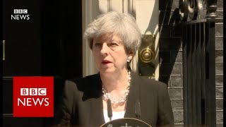 Finsbury Park attack: Theresa May condemns