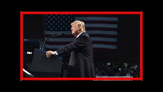 News 24/7 - f ** King disgrace: trump jumping as the supporters chant his lock up after he mocked h