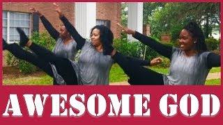 Awesome God by Helen Baylor - Liturgical Dance