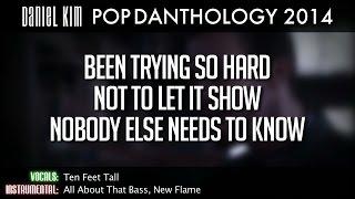 Pop Danthology 2014 - Lyrics and Song Titles