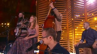 America's Got Talent 2015 S10E21 Semi-Finals Rd.1 - Mountain Faith Bluegrass Band