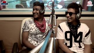 Vivian Divine, Naezy and JD with RJ Malishka (part 7)
