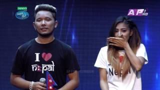 Nepal Idol, Episode 19, Top 11, 14 July 2017, Part 3