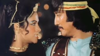 Tu Chali Aa Meri Mehbooba - Danny, Aruna Irani, Kali Ghata Song