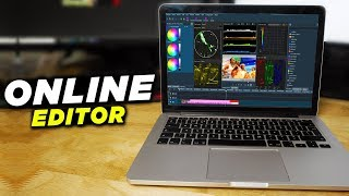 FREE Online Video Editor NO DOWNLOAD 2018! (How To Edit Videos FREE ONLINE With No Software Needed)