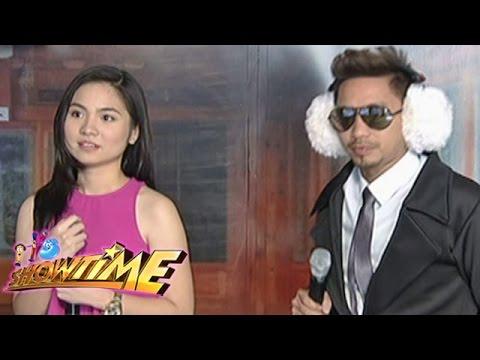 It s Showtime Ansabe Sharlene San Pedro