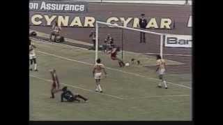 6 de julio de 1974 -- Polonia vs Brasil