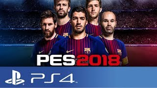 How To Download PES 18 Free For PS4 - ISO File -