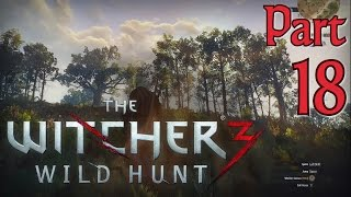 The Witcher 3 Full Gameplay in 60fps/1080p, Part 18: Halfway to Level 4 (Let's Play)
