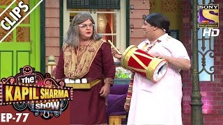 Nani and Bumper meets Richa Sharma – The Kapil Sharma Show - 28th Jan 2017