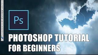 PHOTOSHOP TUTORIAL   Photoshop tutorial for beginners   Photoshop cs6   Photoshop  effect   Editing