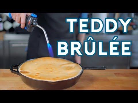Binging with Babish Teddy Brûlée from Bob s Burgers
