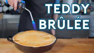 Binging with Babish: Teddy Brûlée from Bob