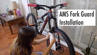 AMS Fork Guard installation - All Mountain Style