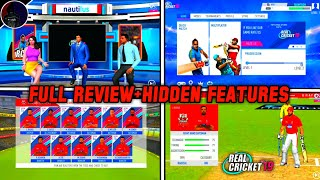 🔥सबका बाप। Real Cricket 19 Full Review + Gameplay + Hidden Features