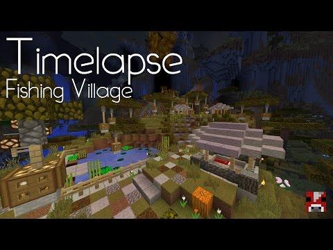 Xxx Mp4 Minecraft Timelapse A Fishing Village With World Download 3gp Sex