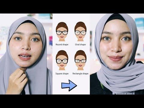 Xxx Mp4 Tips Dan Tutorial Hijab Berdasarkan Bentuk Wajah Bulat Tembem Oval Kotak 3gp Sex