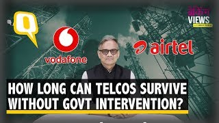 Why Isn't Govt Intervening in the Telecom Sector Crisis? | The Quint