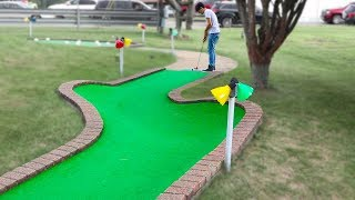 Mini Golf - Let