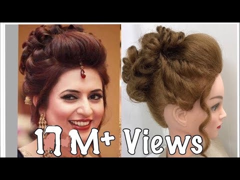 Xxx Mp4 3 Beautiful Hairstyles With Puff Easy Wedding Hairstyles 3gp Sex