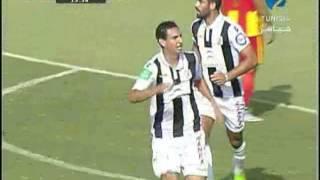 اهداف مباراة ( النادي الصفاقسي 2-1 الترجي الجرجيسي ) الدوري التونسي