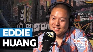 Eddie Huang Shares His Favorite Memories of Prodigy + New Season of 'Huang's World'