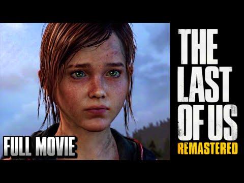 THE LAST OF US REMASTERED FULL MOVIE [HD]