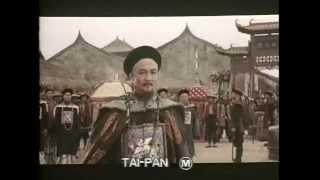 Tai-Pan — Trailer 1986 film — Stars Bryan Brown, Joan Chen, John Stanton