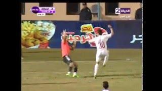 أهداف مباراة (الزمالك vs مصر المقاصة)...الإسبوع الثاني عشر من الدوري الممتاز2015\2016
