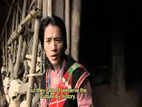 2. TATTOO HUNTER: Wancho tribe, Nianu village, Arunachal Pradesh, India (Part 2 of 5)