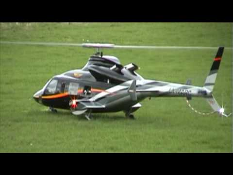 Bell 430 RC Turbine Helicopter LX-MARC