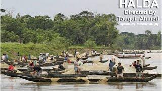 Halda Shooting  Behind the scene  Bangla Movie  Ft  Mosharraf Karim