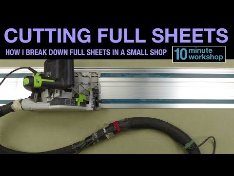 Xxx Mp4 How To Cut Full Sheets In A Small Shop 139 3gp Sex