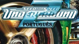 tradução em português Need For Speed Underground 2 ✔