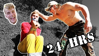 GETTING DESTROYED BY HARDCORE MILITARY TRAINING (w/ JAKE PAUL) | Yes Theory