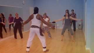 Stage de Danse Africaine du Congo