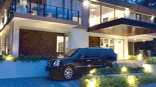 Vic Sotto and Pauleen Luna Laguna House