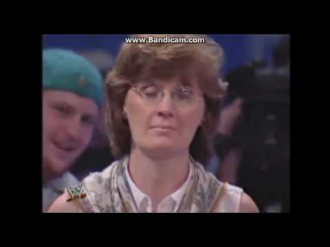WWE PART 1 Brock Lesnar vs Zach Gowen Smackdown 2003 1