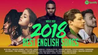 Best English Songs 2018 Hits   Most Popular Songs of 2018   Best Music 2018   Magic Box Stream 24 7