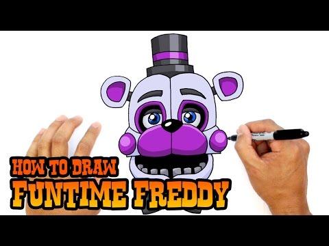 Xxx Mp4 How To Draw Funtime Freddy FNAF Sister Location 3gp Sex