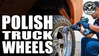 How To Clean And Polish Your Wheels Hassle Free - Chemical Guys Car Care