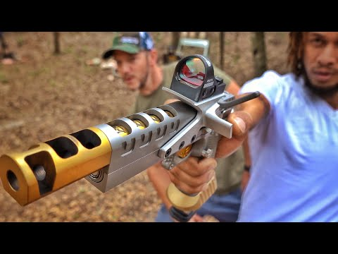 The Fanciest Race Gun in the World ft. Nick Irving