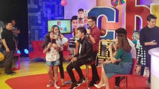 ASAP Chillout Kulitan with Kyle Echarri and Bailey May