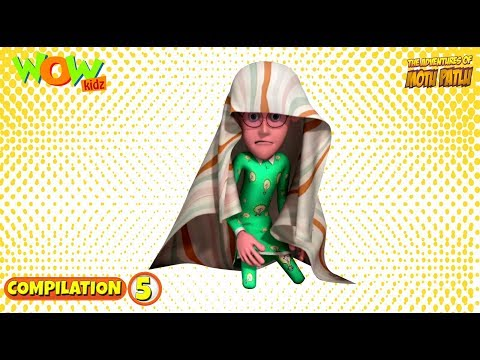 Download Motu Patlu - Non stop 3 episodes | 3D Animation for kids - #5  | | As seen on Nickelodeon